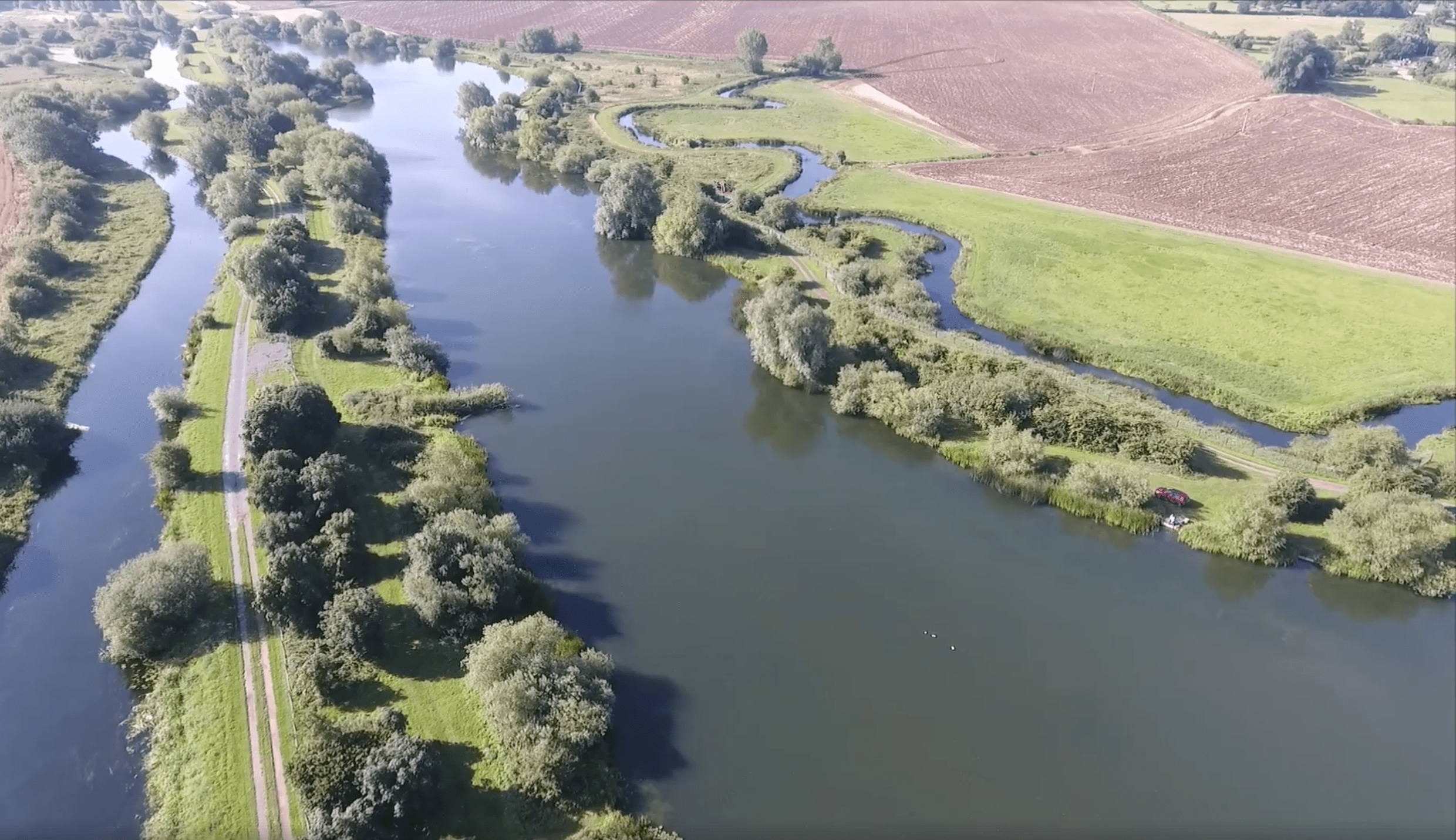 Brian Crowhurst Ringstead Fishery - Carp Fishing in Northamptonshire