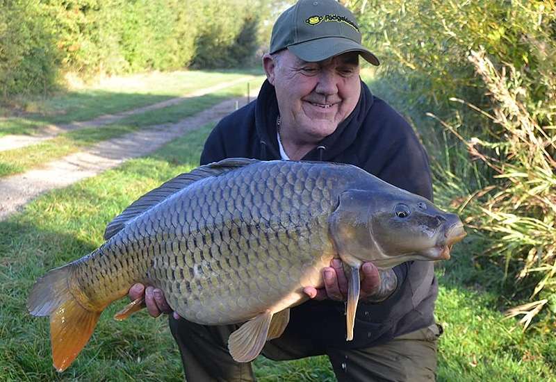 Brian Crowhurst Ringstead Fishery