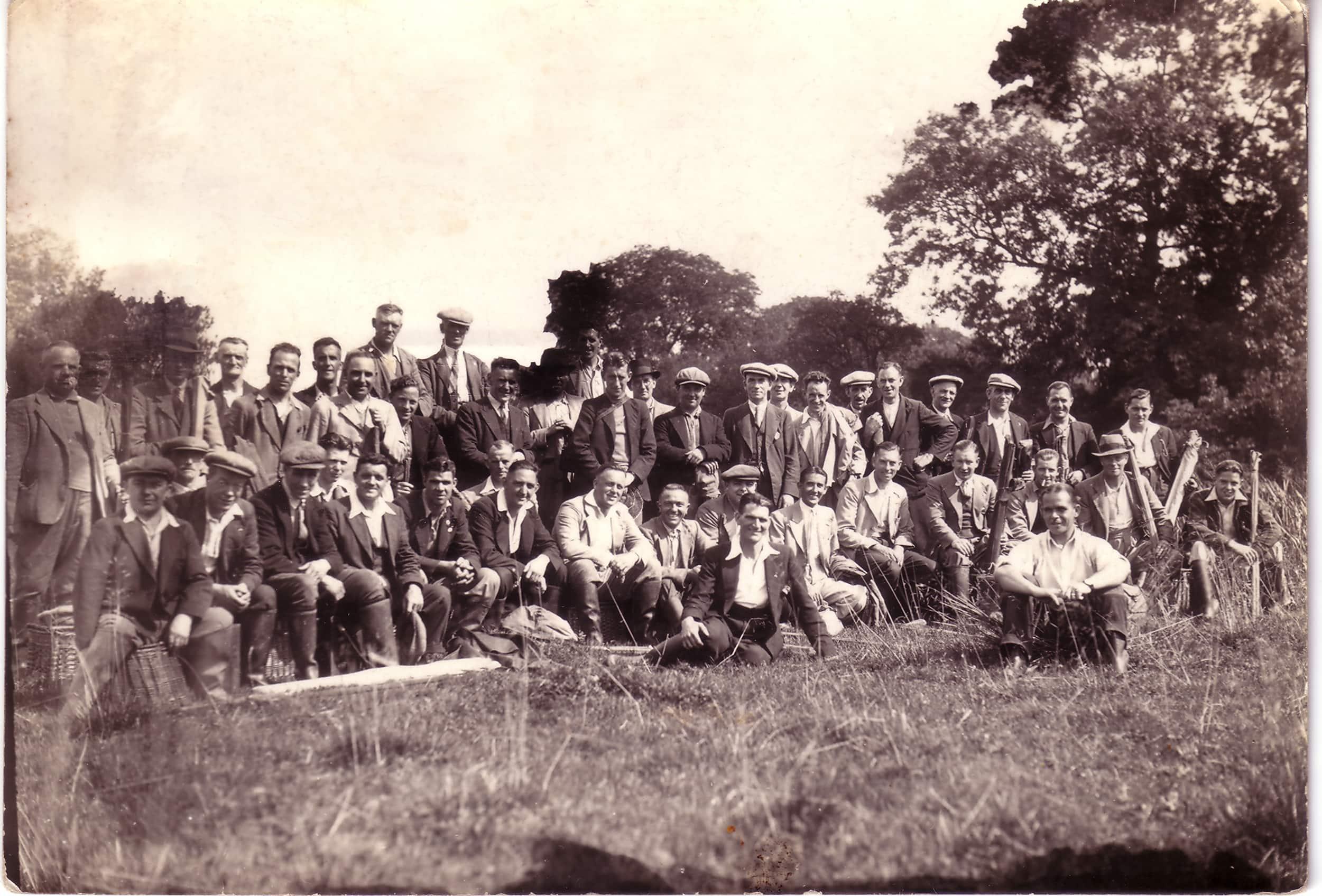 WDNAC Pre War Members